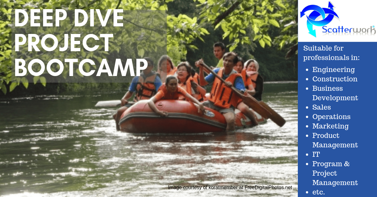 Deep Dive Project Bootcamp